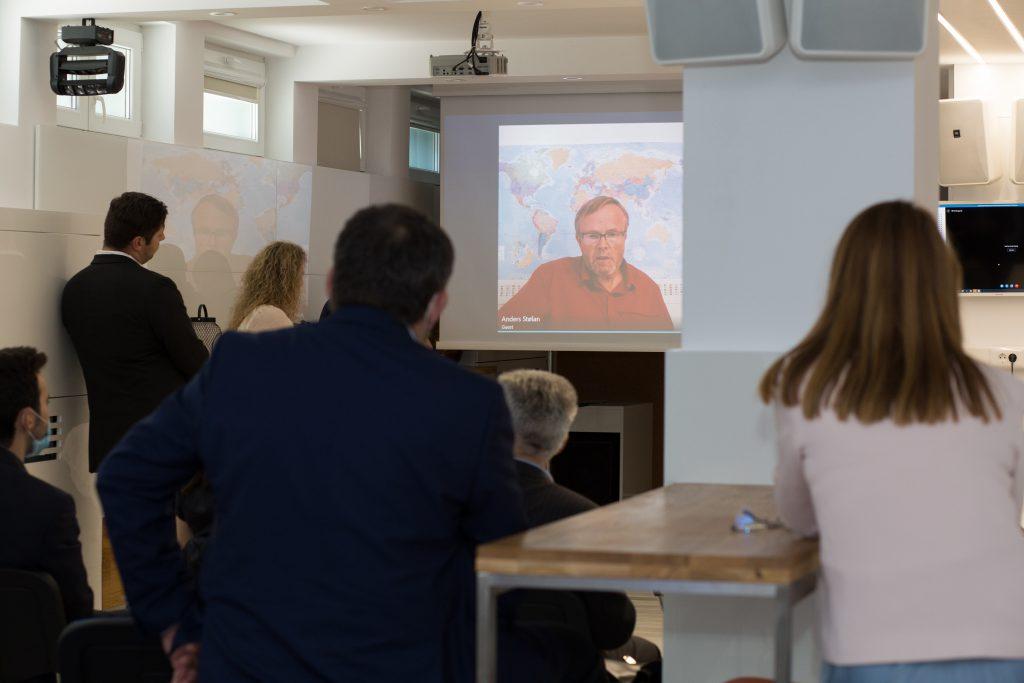 ICB hosts bulgarian norwegian event, talks nearshore software opportunities