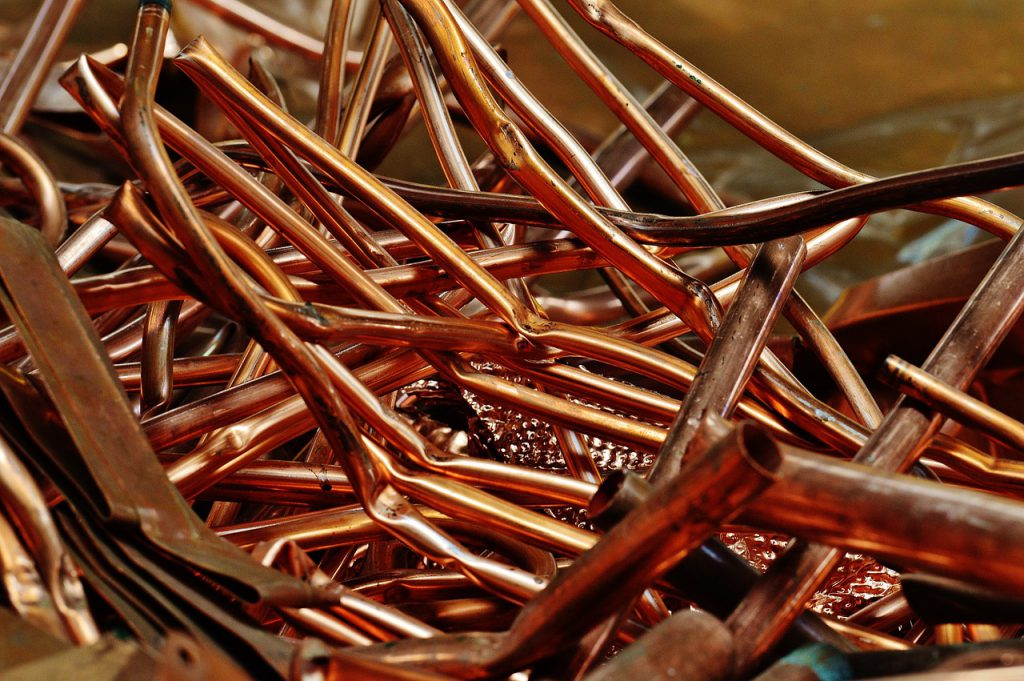 Copper Scrap Digitalization by ICB