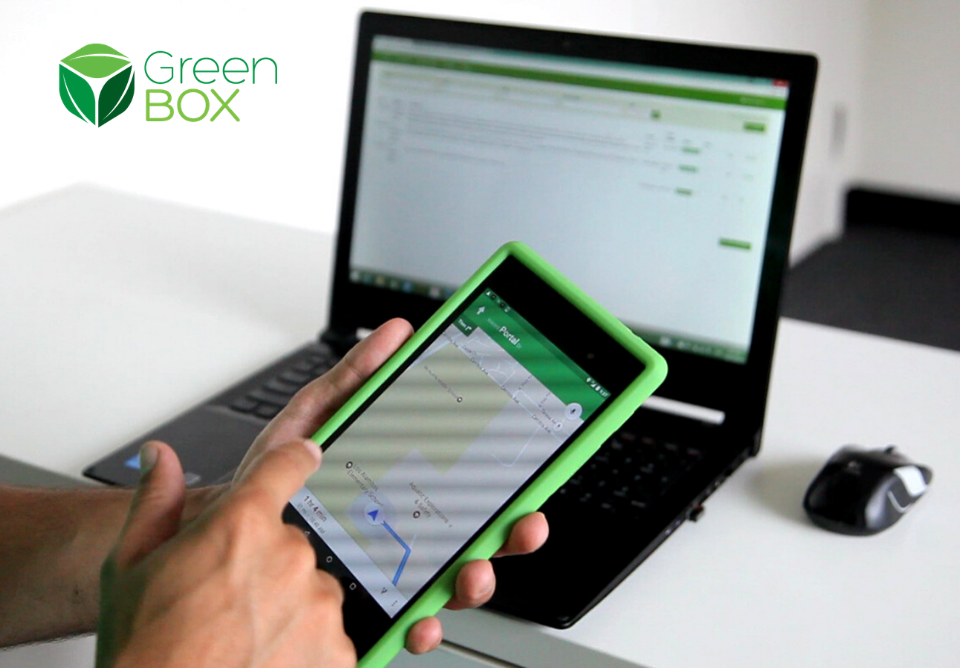 The Cloud-Based Platform for Optimized Logistics of Recycling Companies GreenBox is Listed in Microsoft AppSource and Microsoft Azure Marketplace